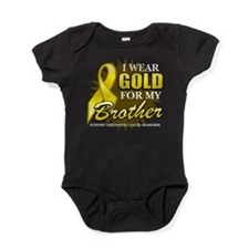 Unique Lymphoma supporter Baby Bodysuit