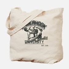 Cute Wrestling Tote Bag