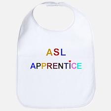 ASL Apprentice Bib