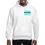 True Blue Wyoming LIBERAL Hooded Sweatshirt