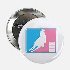 Barrel Racer (ML-Pink) Button