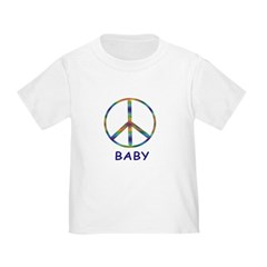 """""""Peace Baby Infant / Toddler T-Shirt"""