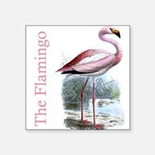 The Flamingo Sticker