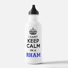 Cute Rham Water Bottle