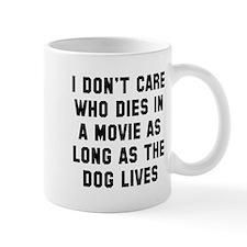 Dog lives Mug