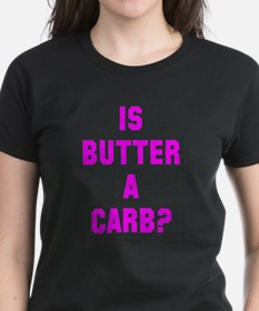Is butter a carb? Tee