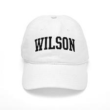 WILSON (curve-black) Baseball Baseball Cap
