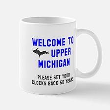 Welcome to Upper Michigan Mug