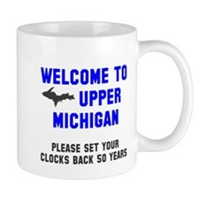 Welcome to Upper Michigan Mug