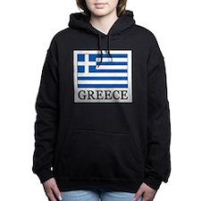 Greece Women's Hooded Sweatshirt