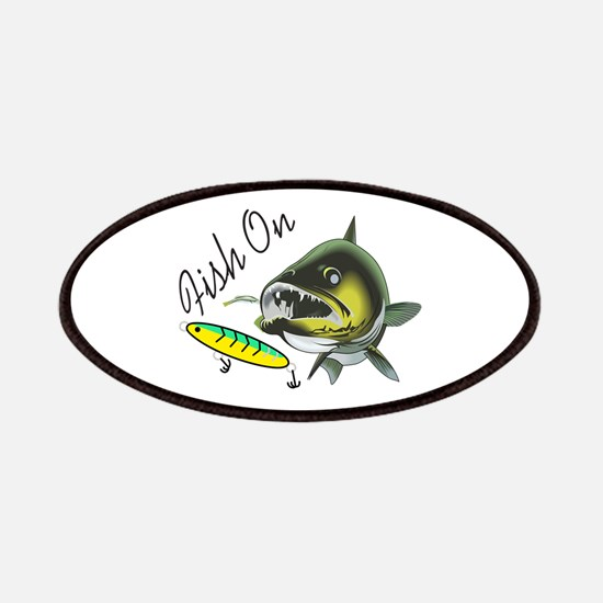 FISH ON Patch