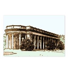 Old Peristyle Postcards (Package of 8)
