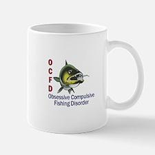 OCFD WALLEYE Mugs