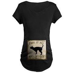 My Black Cat T-Shirt T-Shirt