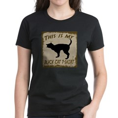 My Black Cat T-Shirt Tee