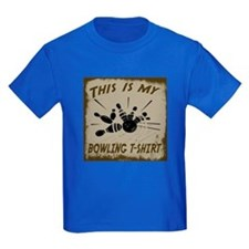 My Bowling T-Shirt T