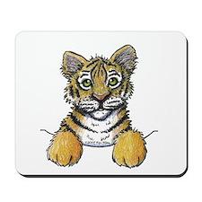 Pocket Tiger Mousepad