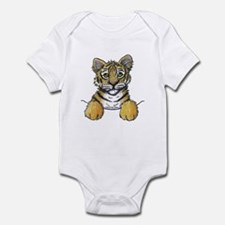 Pocket Tiger Infant Bodysuit