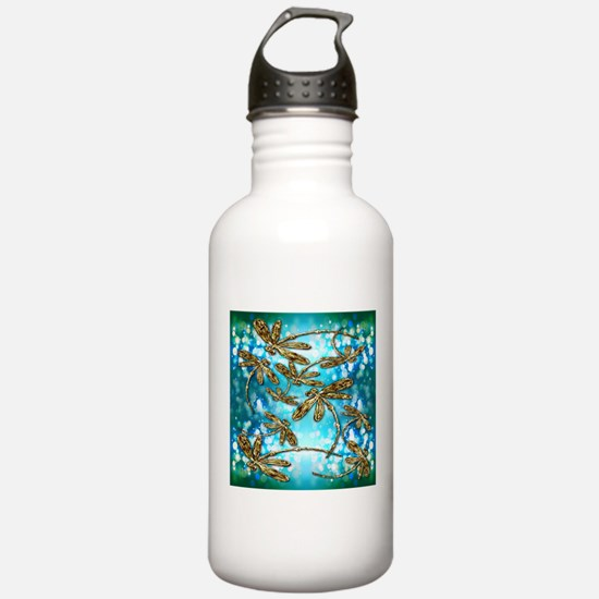 Unique Lyndsey Sports Water Bottle