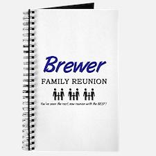 Brewer Family Reunion Journal