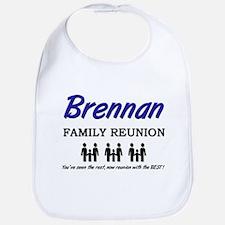 Brennan Family Reunion Bib