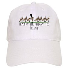 Happy Birthday Irene (ants) Baseball Cap