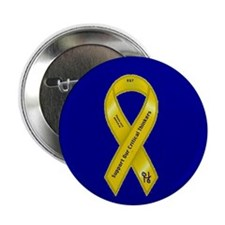 """Support Critical Thinking 2.25"""" Button (10 pack)"""