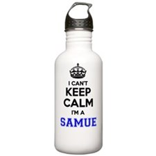 Samus Water Bottle