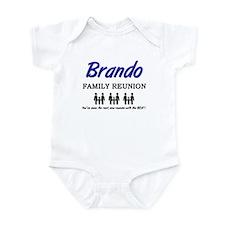 Brando Family Reunion Infant Bodysuit