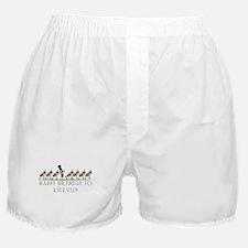 Happy Birthday Kiersten (ants Boxer Shorts
