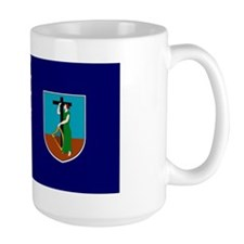 Montserrat Flag Mug