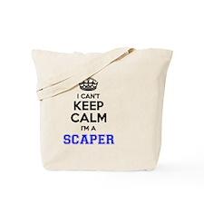 Unique Scaper Tote Bag