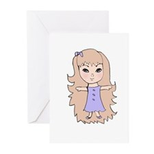 Kiddle Power Greeting Cards (Pk of 10)