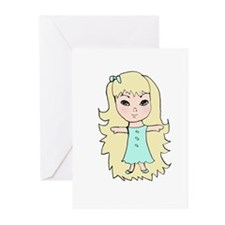 Liddle Kiddles Greeting Cards (Pk of 10)