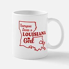 louisiana Girl Mug