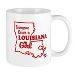 louisiana Girl Mug