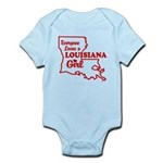 louisiana Girl Infant Bodysuit