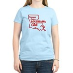 louisiana Girl Women's Light T-Shirt