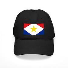 Saba Flag Baseball Hat