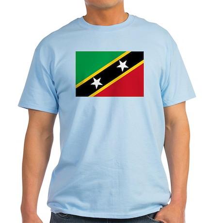 Saint Kitts and Nevis Light T-Shirt