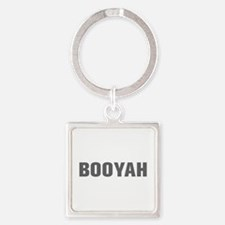 Booyah-Akz gray Keychains