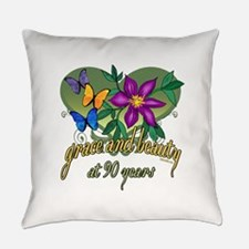 GraceButterfly90.png Everyday Pillow