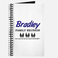 Bradley Family Reunion Journal