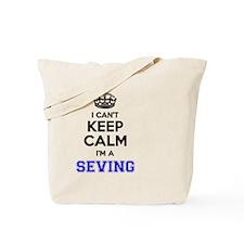 Cool Seve Tote Bag