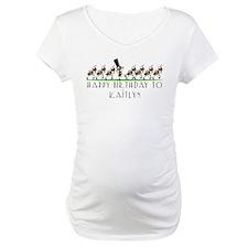 Happy Birthday Kaitlyn (ants) Shirt