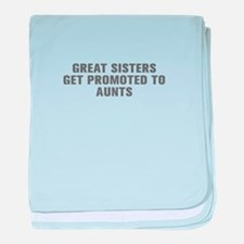 Great sisters get promoted to aunts-Akz gray baby