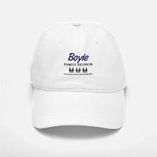 Boyle Family Reunion Baseball Baseball Cap