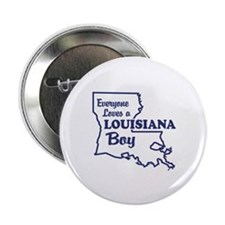 Louisiana Boy Button