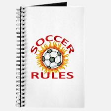 SOCCER RULES Journal