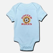 SOCCER RULES Body Suit